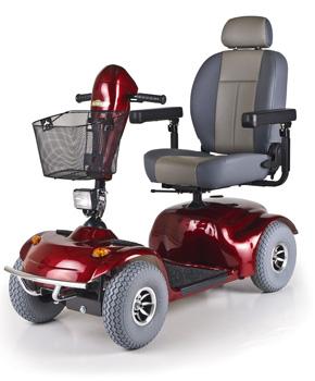 Avenger Full Luxury Mobility Scooter | Los Angeles