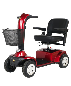 Companion-440 Full Luxury Mobility Scooter