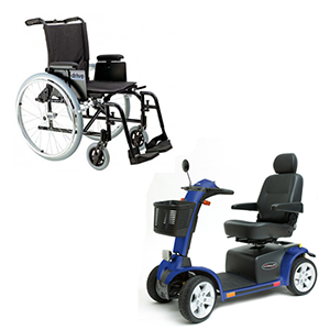 Wheelchairs | Mobility Scooters