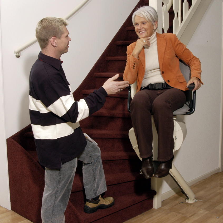 Stairlifts in Los Angeles