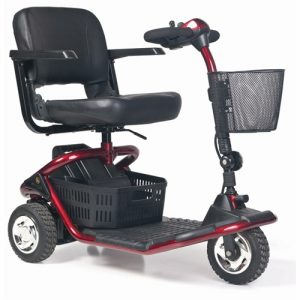 golden technologies Lite Rider scooter