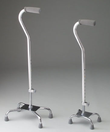 Large & Small Quad Canes | Medical Supply Store