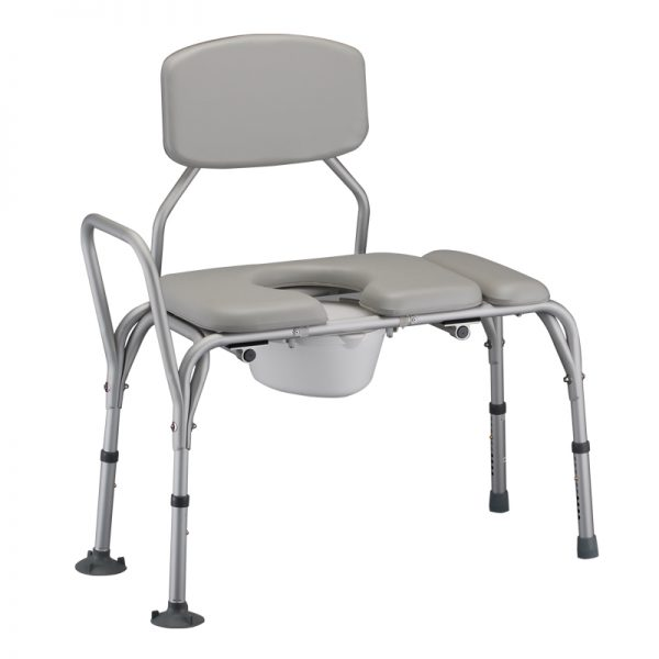 Padded Transfer Bench   Commode   Los Angeles