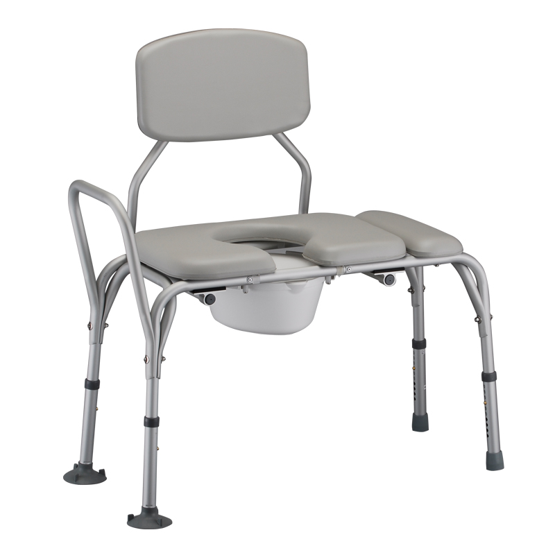 Padded Transfer Bench | Commode | Los Angeles
