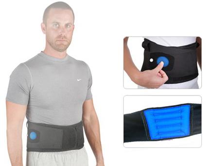 Inflatable Back Support | Back Brace