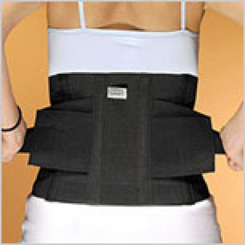 Standard Back Support | Black