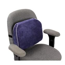 Lumbar Back Support Memory Foam Cushion