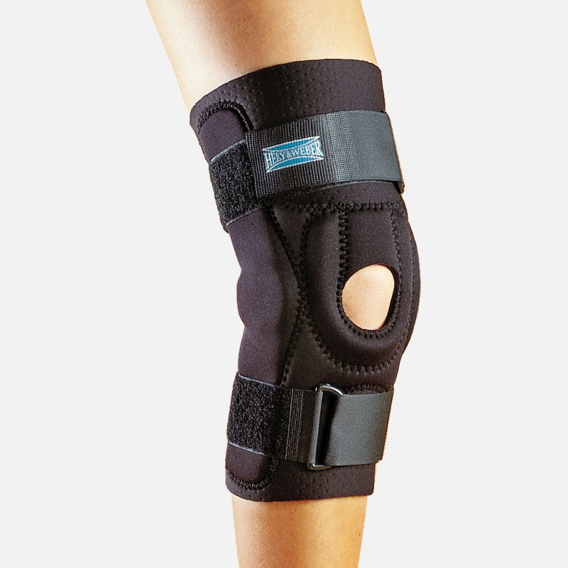 Knee Support | Hinged | Patella Stabilizer