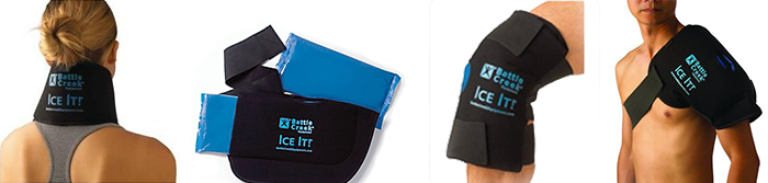 Ice It | Battle Creek | Cold Therapy Packs