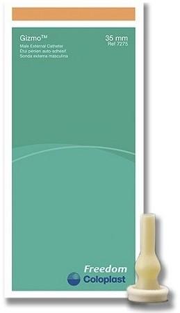 Gizmo Catheter | Texas Style | Coloplast
