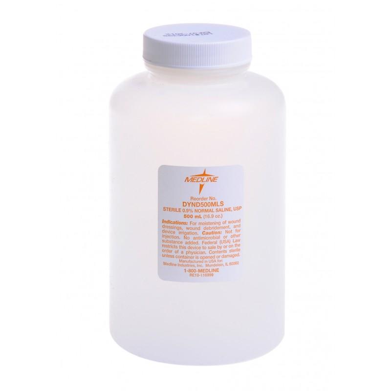 Sterile Saline | Normal | Medline