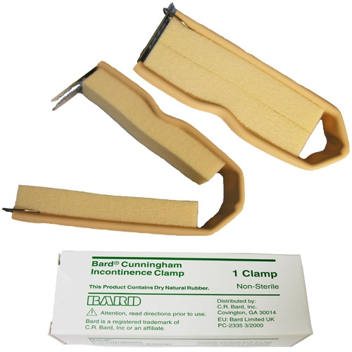 Cunningham Incontinence Clamp | Bard