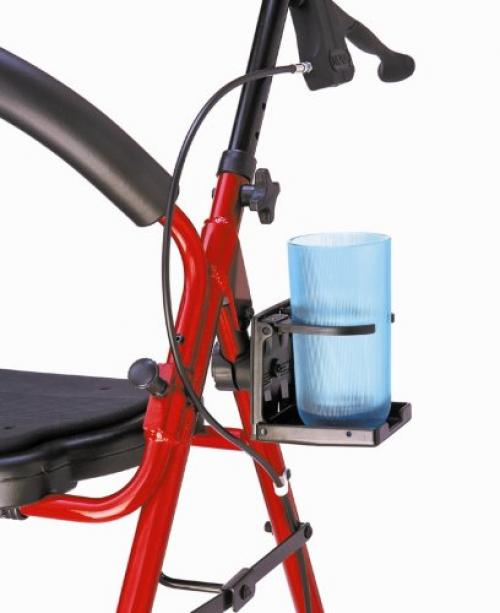 Walker Drink Holder | Wheelchair Drink Holder | Adjustable