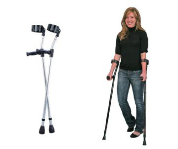 Forearm Crutches | Los Angeles
