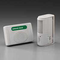Wireless Infrared Monitor | Medical