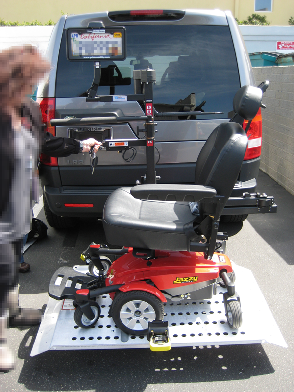 Wheelchair Lift   Los Angeles