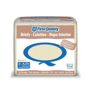 First Quality Adult Diapers Extra Large