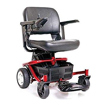 Wishing Well Medical | Powered Wheelchair | LiteRider