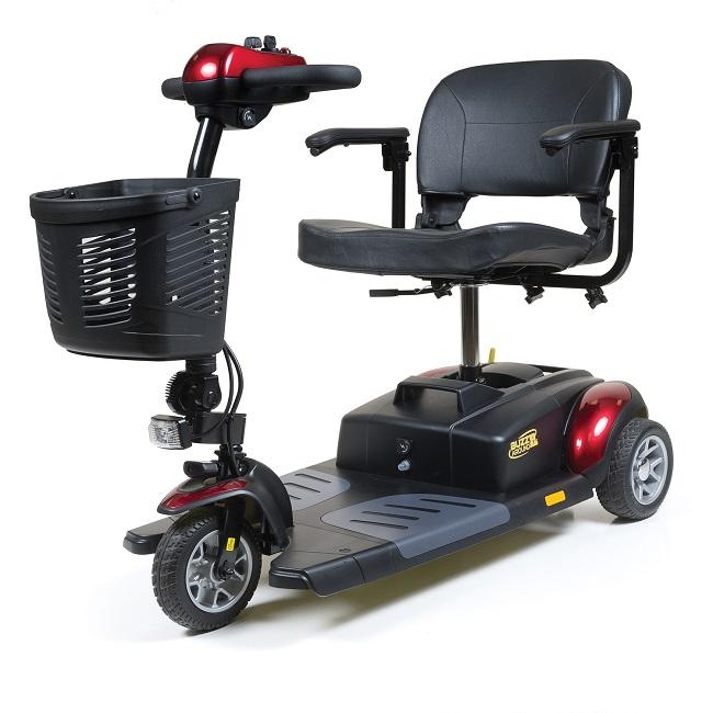 Buzzaround 3-Wheel   Mobility Scooter   Los Angeles